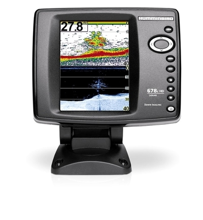 Humminbird Fishing System 678 cx HD DI
